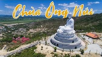 Tượng Phật Ngồi Lớn Nhất Đông Nam Á - Chùa Ông Núi Bình Định