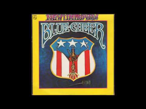 Blue Cheer - New! Improved! 1969 Full Album
