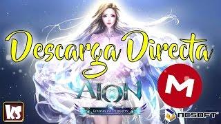 Обложка на видео о AION NA 5.6 Download MEGA !! || Killersamus Games
