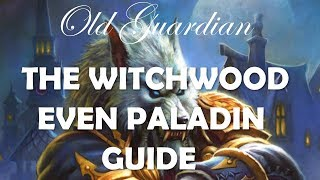How to play Genn Greymane Even Paladin (The Witchwood Hearthstone deck guide)