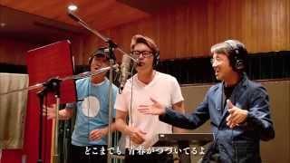 「友よ」Official Music Video(Full Version)/ 藤井フミヤ&憲武とヒロミ
