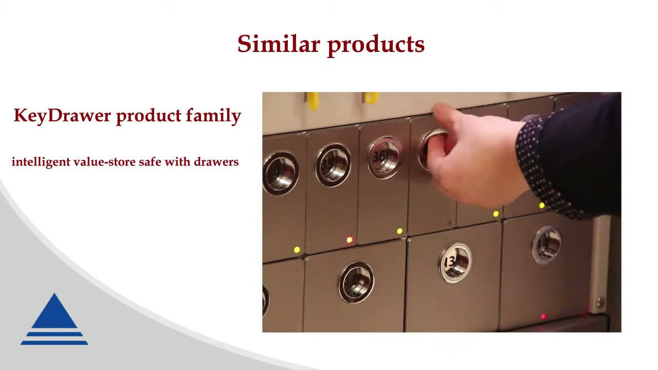 Procontrol KeySafe Lock   The Intelligent Key Cabinet