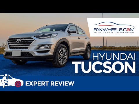 Hyundai Tucson 2020 | Expert Review: Price, Specs & Features | PakWheels