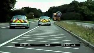 Pościg Policyjny w Wielkiej Brytanii
