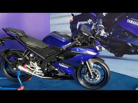 Yamaha R15 V3 Accessories and their Price - Daytona Exhaust, Frame Slider, Metzeler tyre, USB Socket