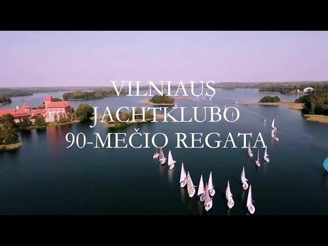 Vilniaus jachtklubo 90-mečio regata