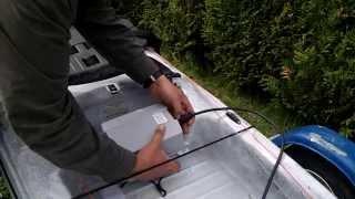 kayak rtm abaco montage moteur electrique torqeedo ultralight 403