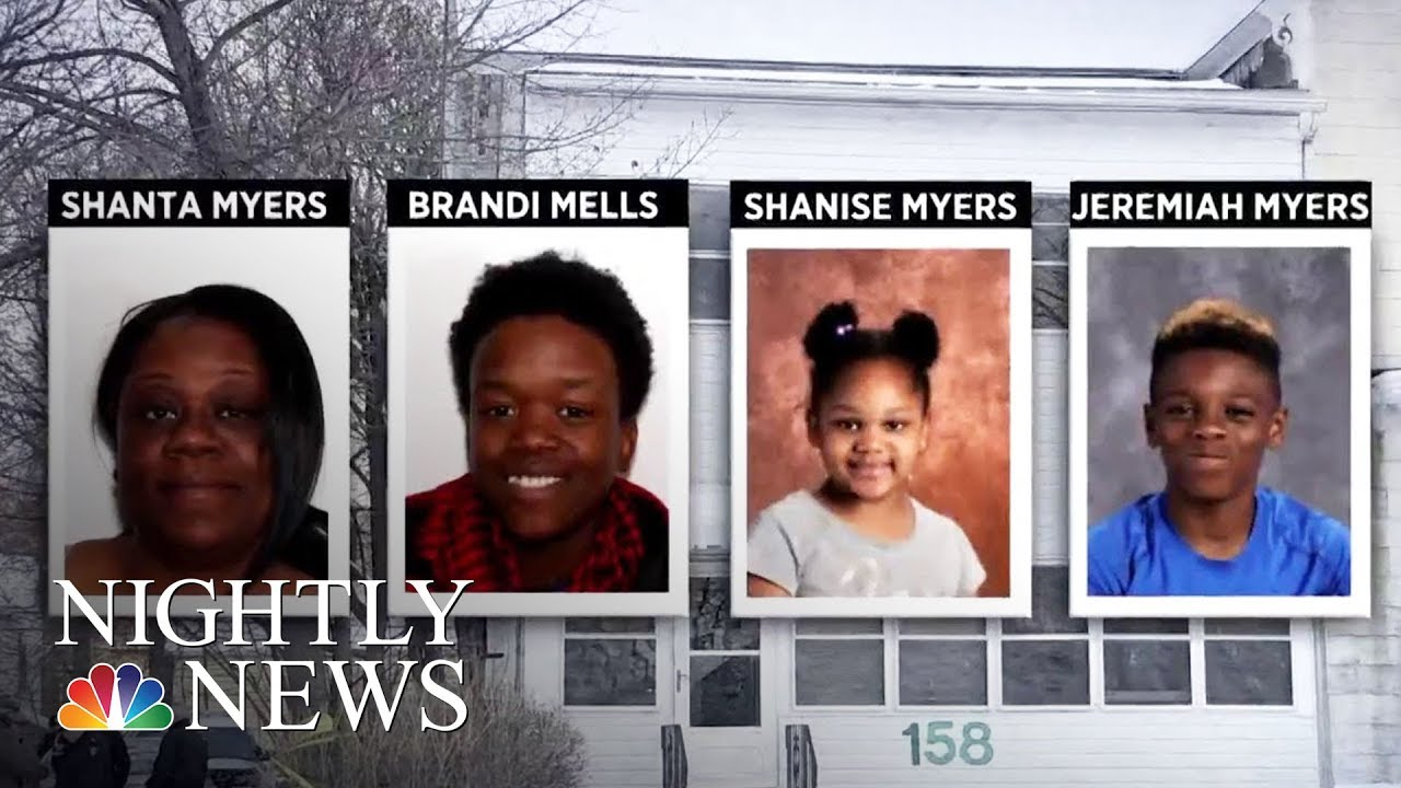 Two Charged In Murder Of Mother, Kids, Partner In Troy, New York | NBC  Nightly News