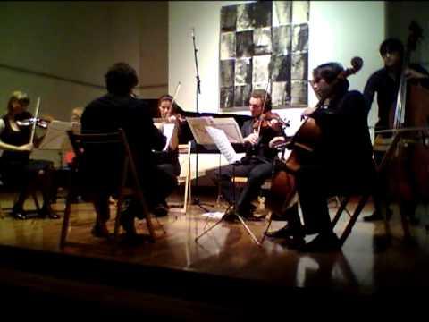 London Schubert Players, Bolivar Hall, London 2011