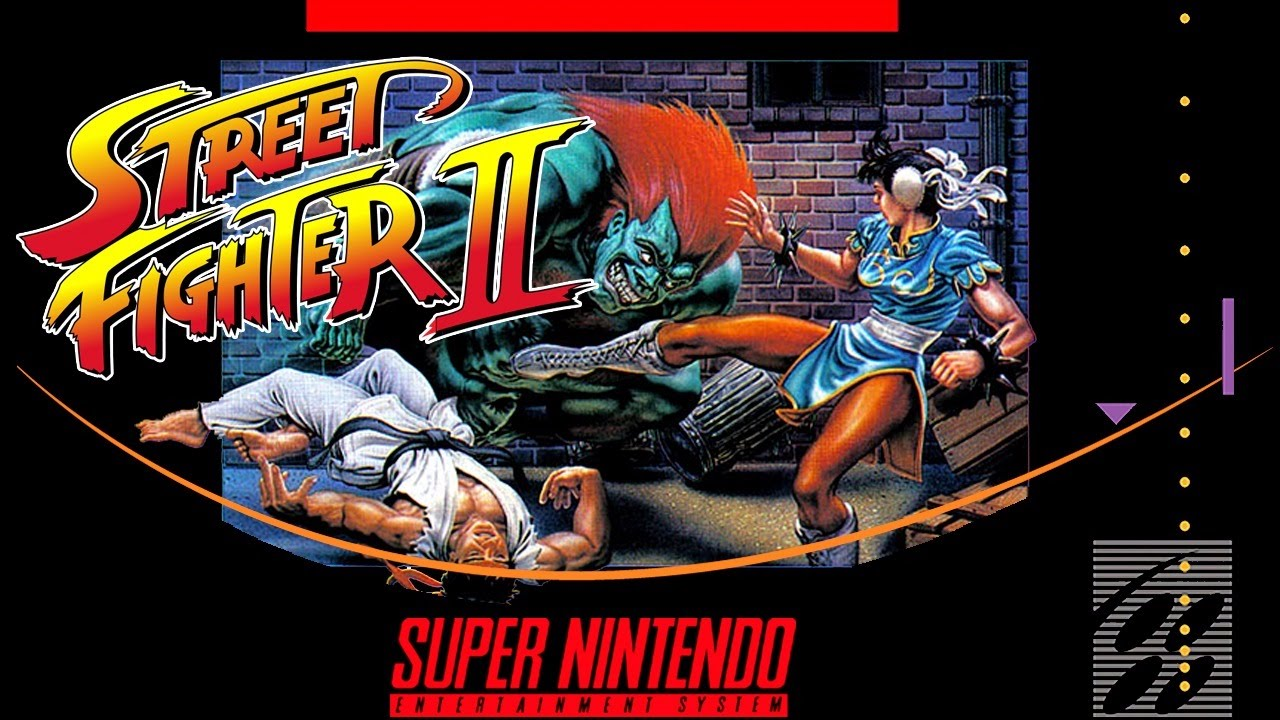 Resultado de imagen para Street Fighter II: The World Warrior