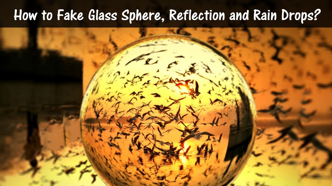 Get Glass Sphere, Reflection and Rain Drops Effects - Mirror Lab Android  Photo Editing App