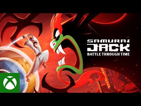 Samurai Jack: Battle Through Time Release Date Trailer