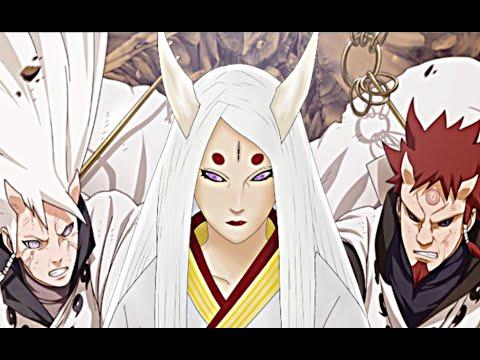 The Ōtsutsuki Clan - Al Members (Momoshiki,Kinshiki,Toneri,kaguya,Hagoromo,Hamura,Indra,Ashura,etc)