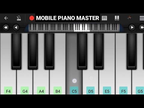 Kitni Hasrat Hai Hume Piano|Piano Keyboard|Piano Lessons|Piano Music|learn Piano Online|Piano App