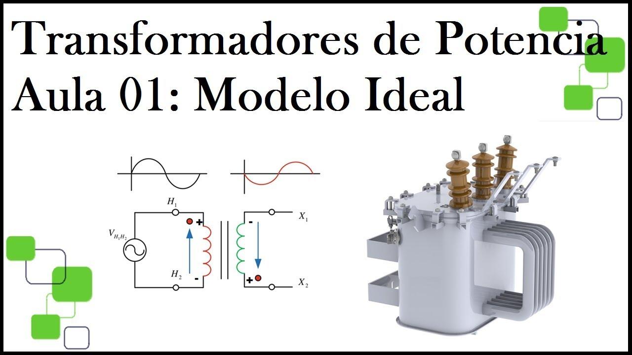 Transformadores de Potência ( Aula 01: Modelo Ideal