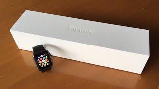 Apple Watch Unboxing & Setup (Español)