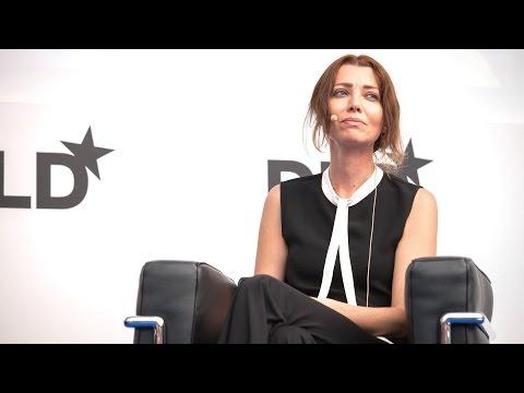 The Power of Words: Views on Turkey and Europe (Elif Shafak & Ali Aslan) | DLDeurope 16