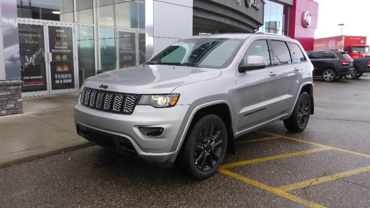 2018 Jeep Grand Cherokee Laredo for Feroz - Eastside Dodge - Calgary
