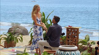 Hannah and Dylan Get Engaged - Bachelor in Paradise