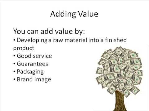 Adding Value - Mr Rawat