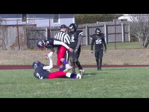 Toll Gate High School vs. Pilgrim High School ~ Thanksgiving 2017