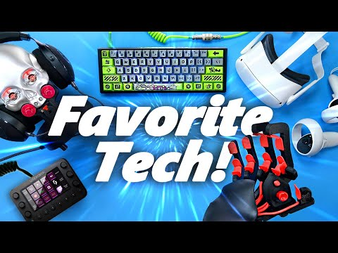 My 5 Favorite (& Crazy) Tech of the Month!