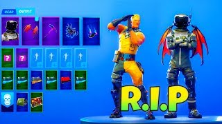 The Forgotten Fortnite EMOTES! Where are they..!?
