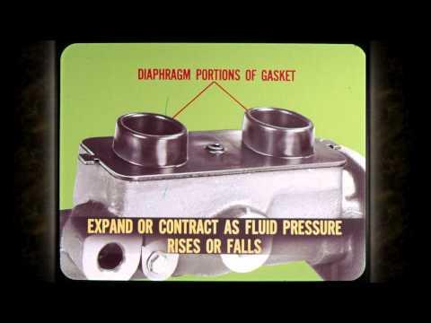 1970 Brake Hydraulics 70-9 Master Technicians Service Training film