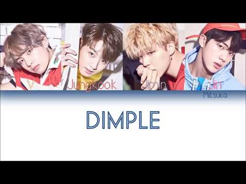BTS (방탄소년단) – DIMPLE (보조개) LYRICS [COLOR CODED HAN/ROM/ENG]