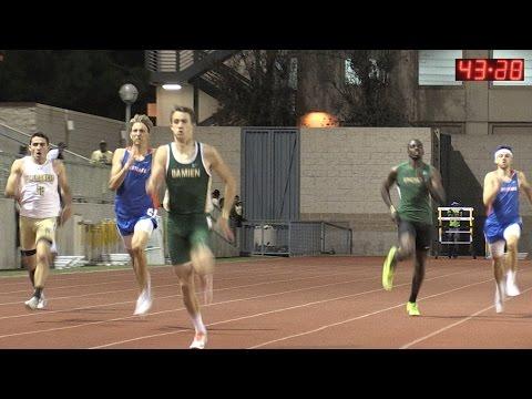2015 Track - Pasadena Games - Men's 400 Meters (Invitational)