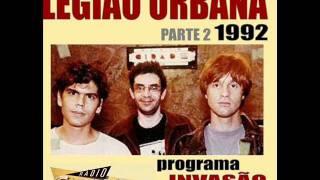 LEGIÃO URBANA - SETE CIDADES - ao vivo - 11.08.1992 - Invasão da Cidade