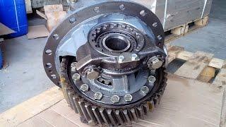 ремонт редуктора КАМАЗ на складі клієнта