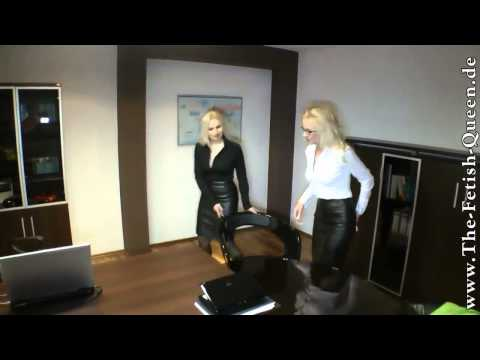 Kissing my friends boots in leather jacket with big fox fur collar: bootsfetish & furfetish from YouTube · Duration:  1 minutes 14 seconds