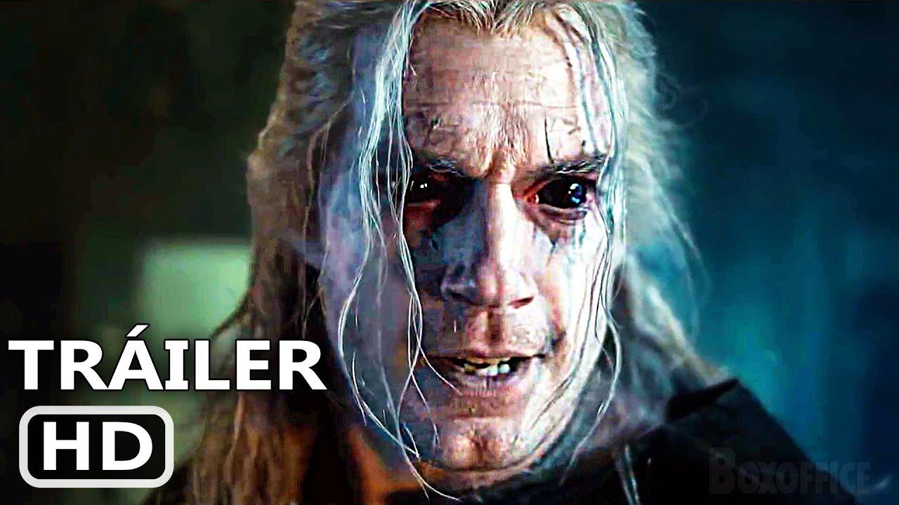 """THE WITCHER Temporada 2 """"Geralt y Ciri"""" Clip Español Subtitulado (2021)"""