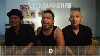 Endank Soekamti - MDBMDB (Official Karaoke Video)