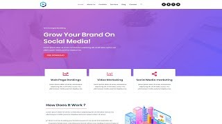 Elementor   How To Create A WordPress Website With Elementor Page Builder And OceanWP Theme Free