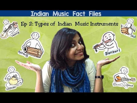 Ep11: Indian Music Instruments Types and Classification