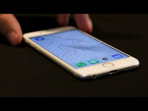How To Fix Your iPhone Screen Yourself | CNBC