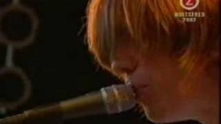 Sonic Youth - Radical Adults Lick Godhead Style - live Hultsfred 2002