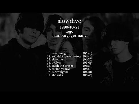 Slowdive - 1993-10-21 Hamburg, Germany [live]