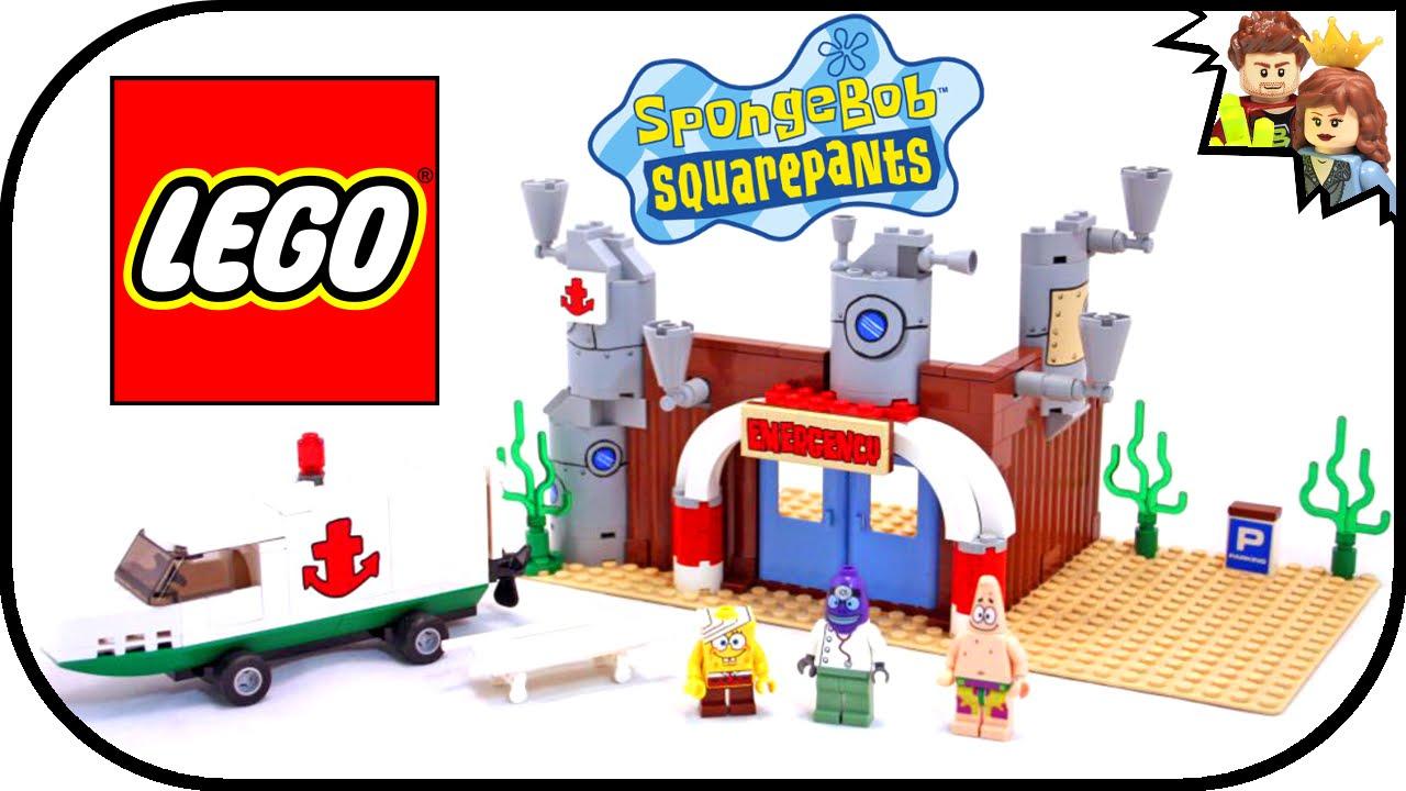 Build A Spongebob Lego