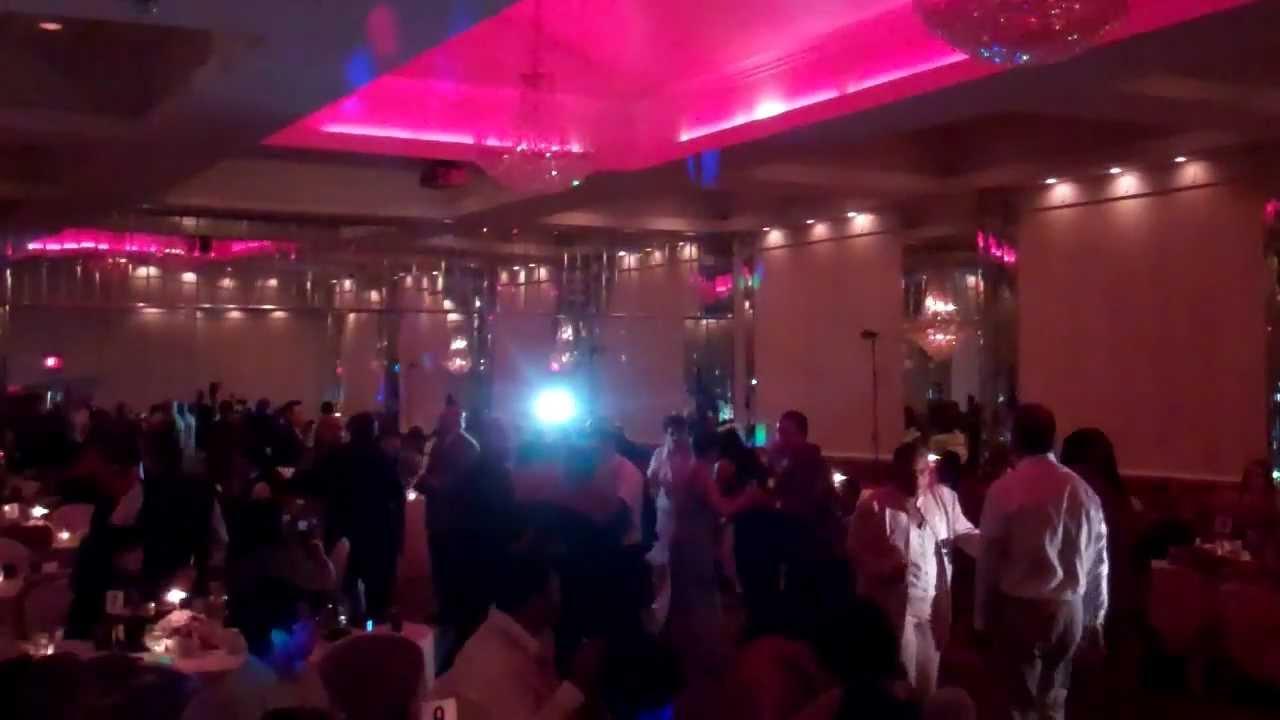 playlist for wedding reception