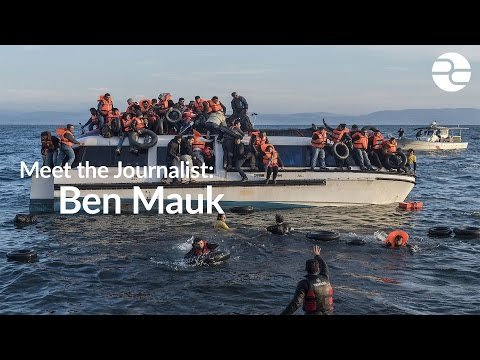 Meet the Journalist: Ben Mauk