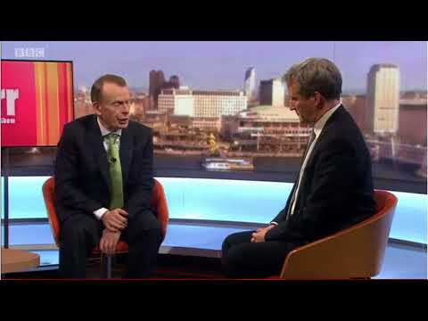Tory Education Sec, Damian Hinds, on the Marr Show