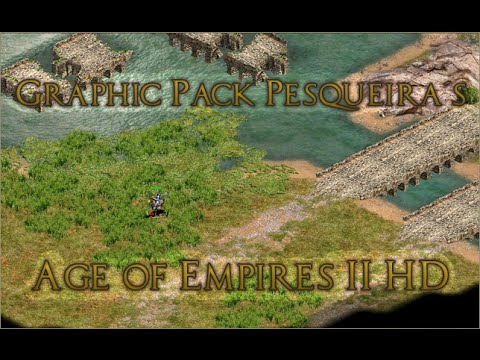 how to set ur gatphics in age of empires 2