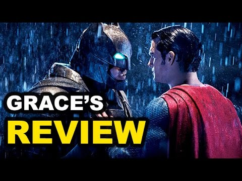 Batman v Superman Movie Review (NO SPOILERS)