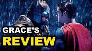 Batman v Superman Movie Review (NO SPOILERS)