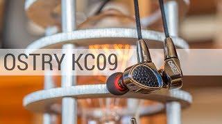 OSTRY KC09 - хорошие наушники, но без фантастики. Обзор OSTRY KC09 и нано-сравнение с iBasso IT01.