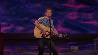 "true HD Scotty McCreery ""Are You Gonna Kiss Me or Not"" Top 3 American Idol 2011 (May 18)"
