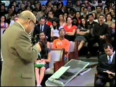 6. A Grande Esperança: Viver Sem Esperança Não É Viver - Pr. Alejandro Bullón.wmv